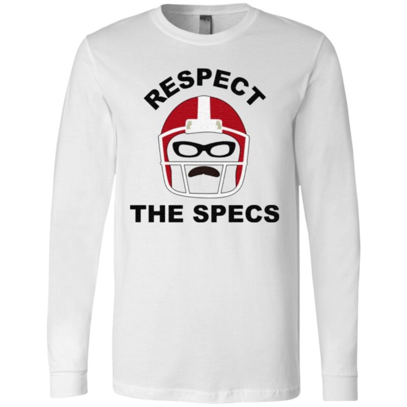 Respect The Specs TShirt