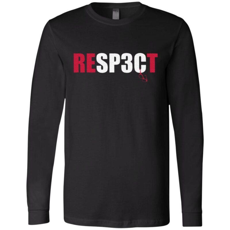 Respect Rodrigo Blankenship T Shirt