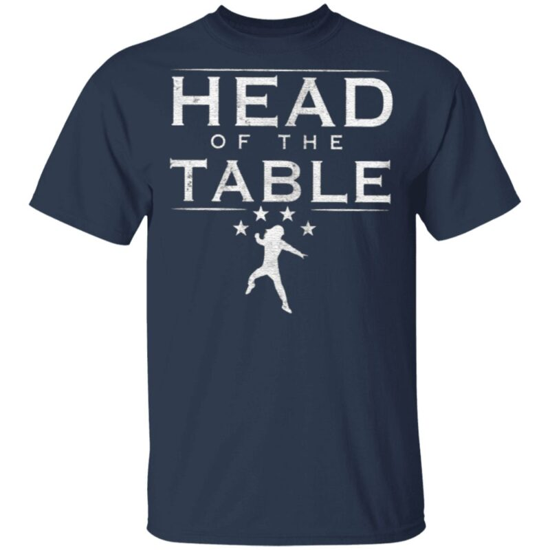 Roman Reigns Head Of The Table 2020 T Shirt