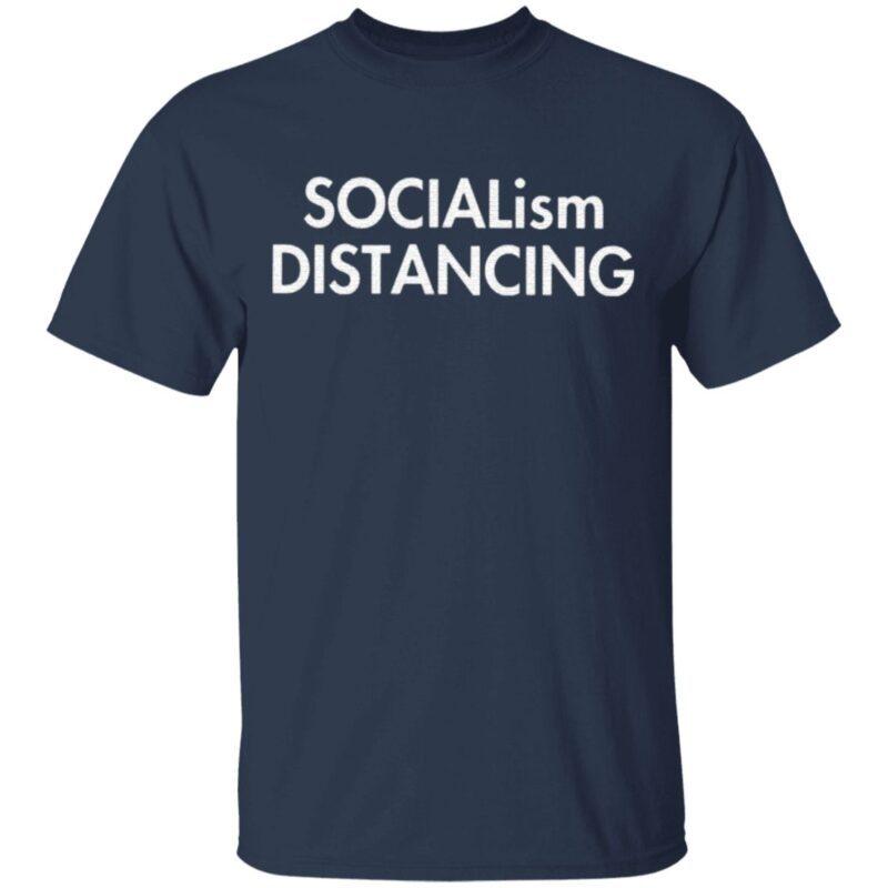 Socialism Distancing 2020 T Shirt