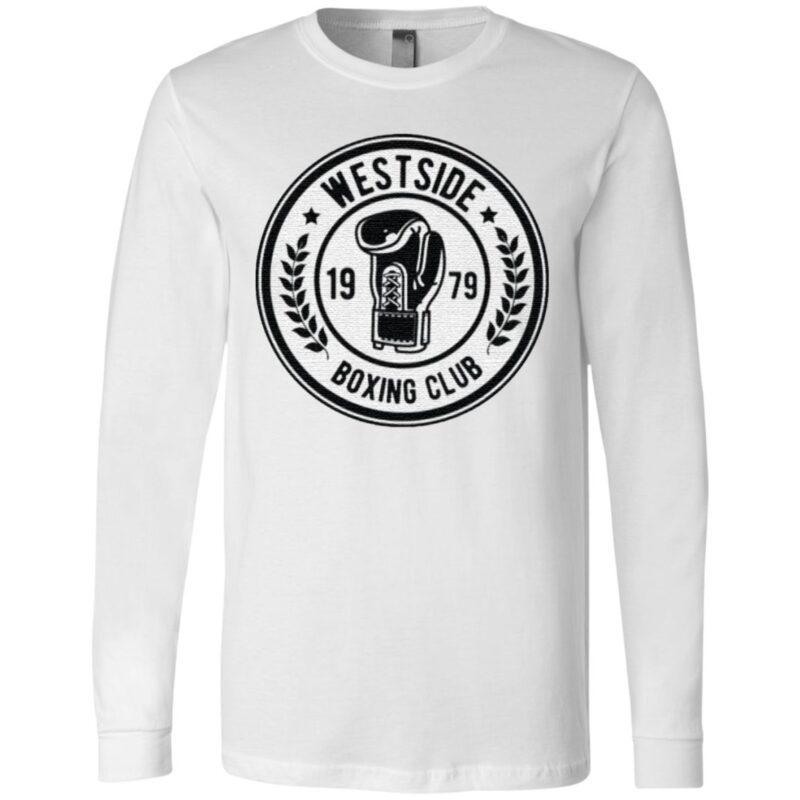 Westside Boxing Club 1979 T Shirt