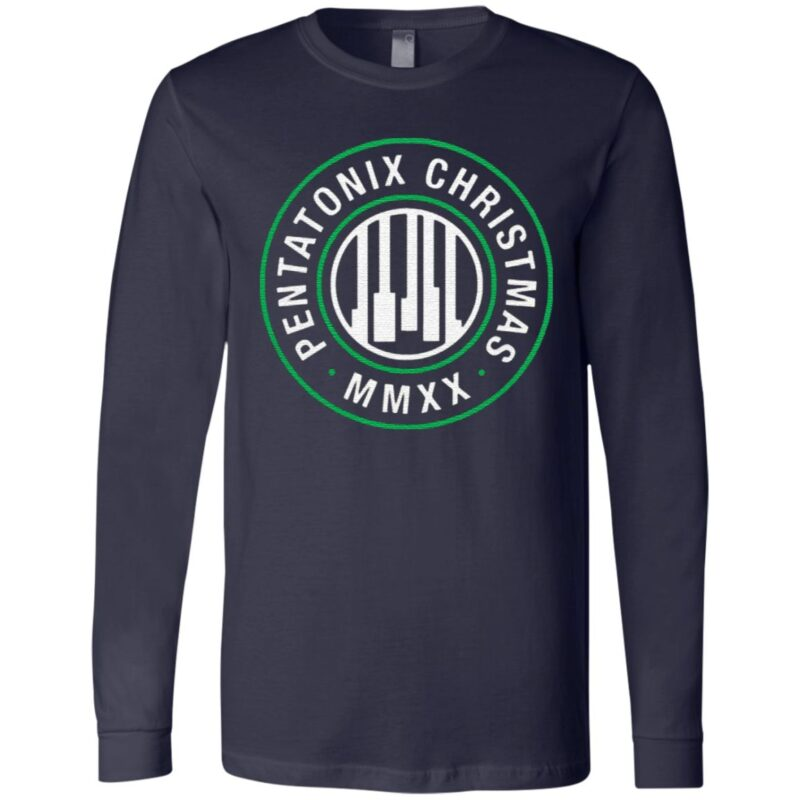 pentatonix christmas mmxx t shirt
