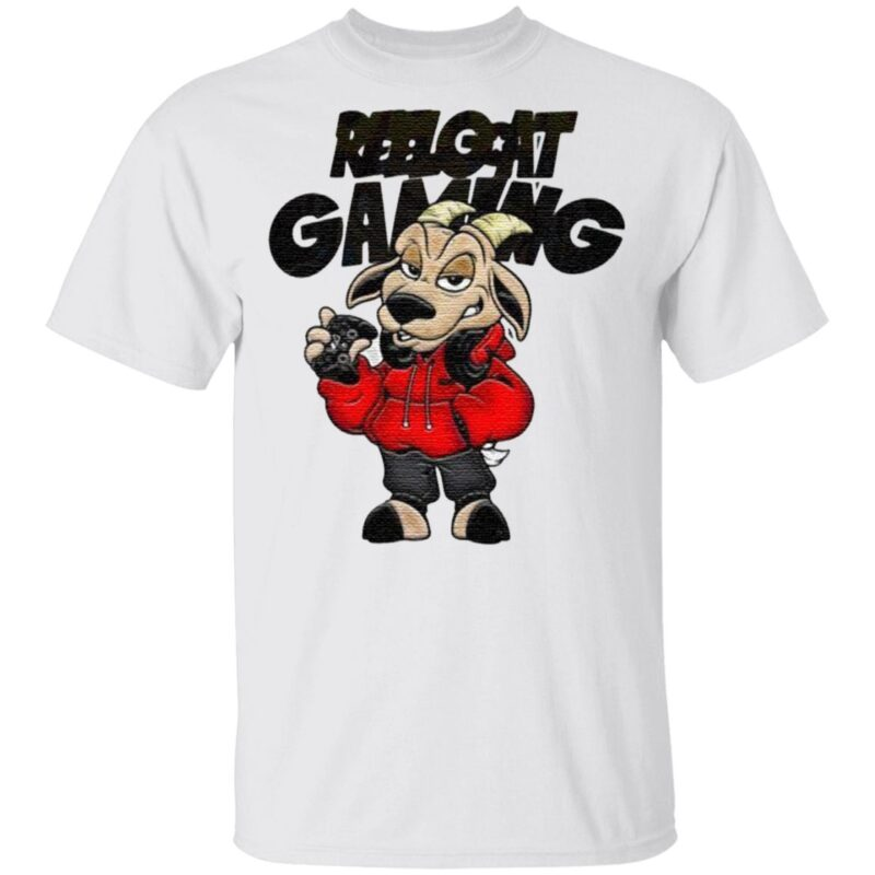 Reel Goat Gaming T Shirt