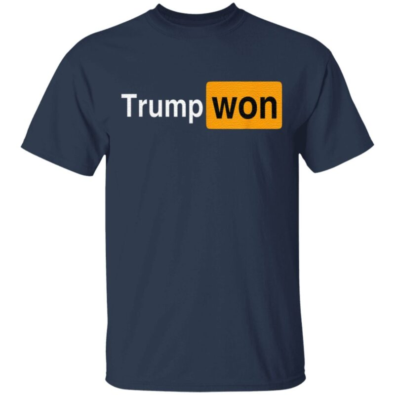 You Know Who Won T-Shirt