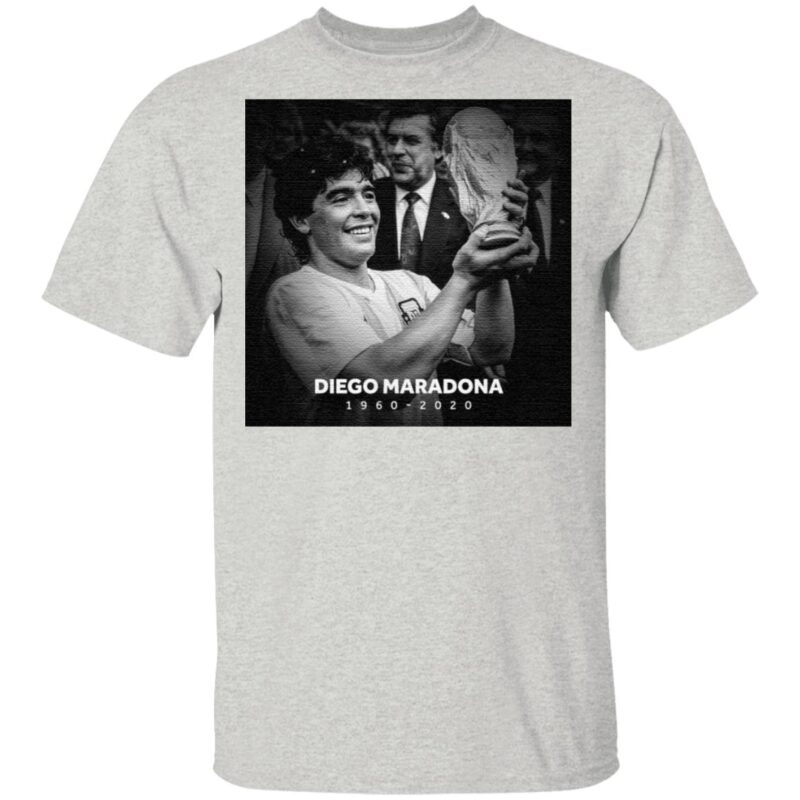 Rip Diego Maradona 1960 – 2020 T Shirt
