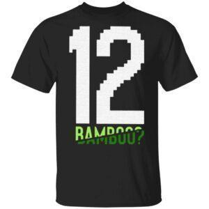 12 bamboo 2020 t shirt
