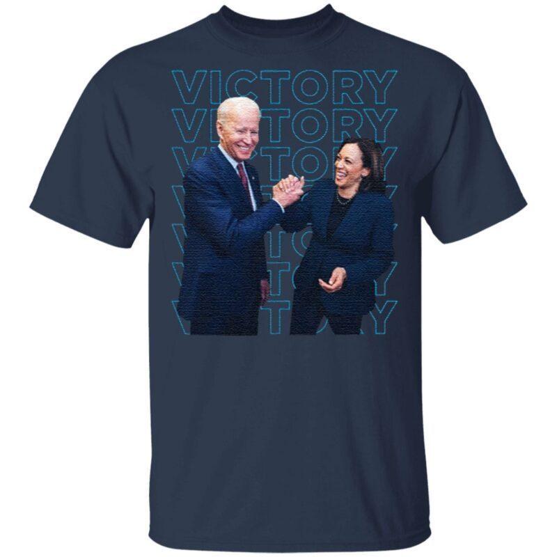 Biden Harris Victory TShirt