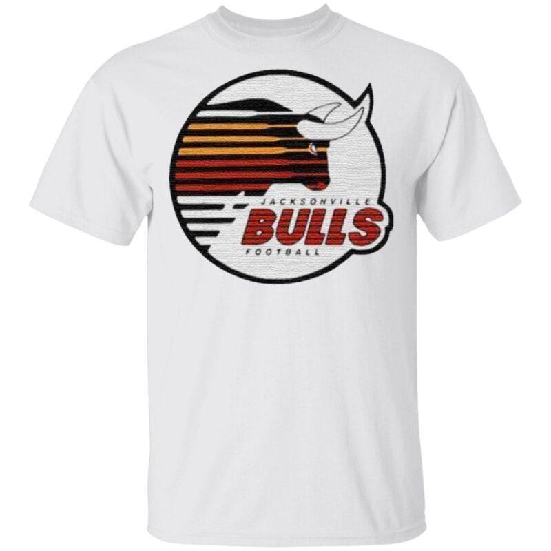 Jacksonville Bulls football t shirt