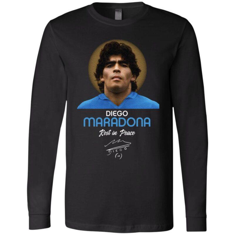 RIP Diego Maradona – Rest In Peace Diego Maradona T-Shirt