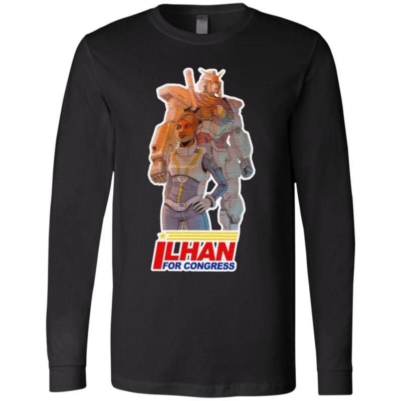Ilhan For Congress T Shirt