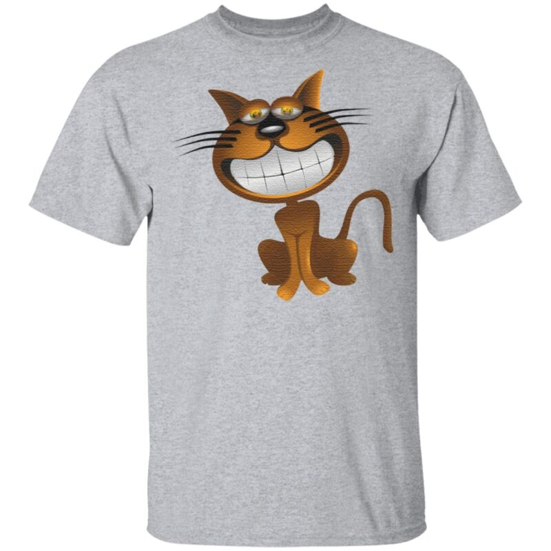 Most famous cat t shirt