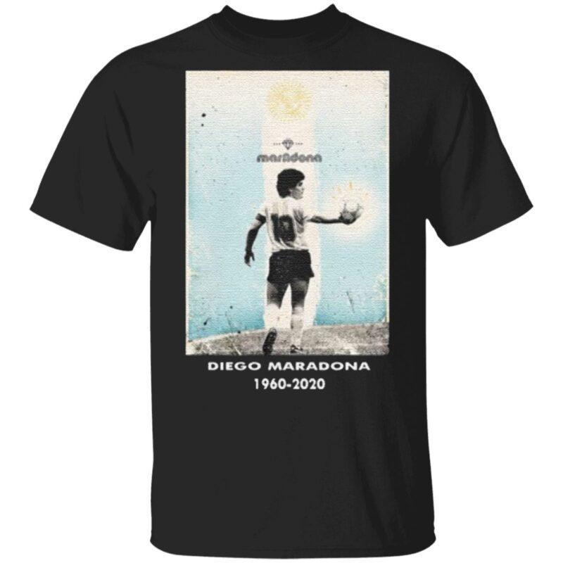 Goodbye Diego MRDN 1960-2020 T Shirt