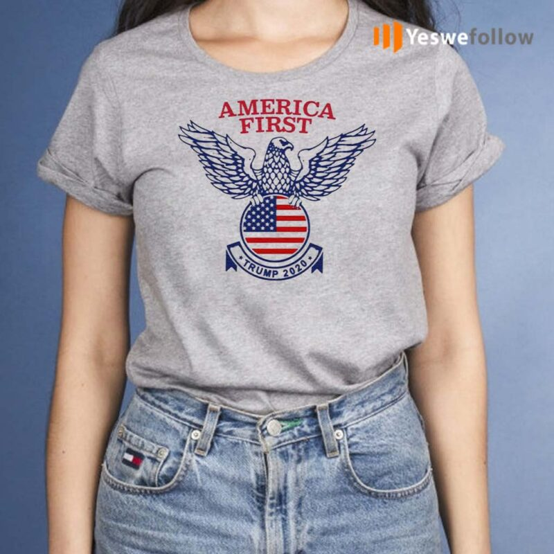 America-First-Tee-Donald-Trump-2020-Presidential-Campaign-shirt