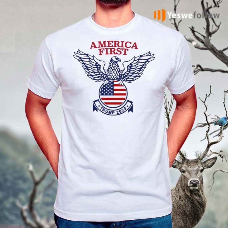 America-First-Tee-Donald-Trump-2020-Presidential-Campaign-shirts