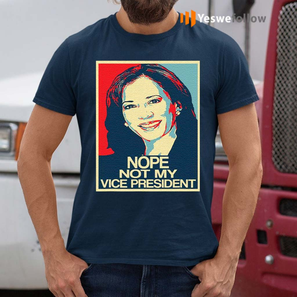 Anti-Kamala-Harris-Not-My-Vice-President-2020-Shirt
