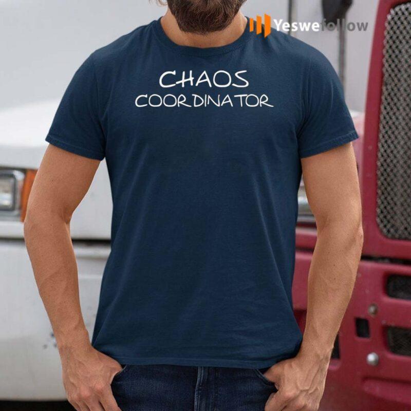 Chaos-Coordinator-Shirt