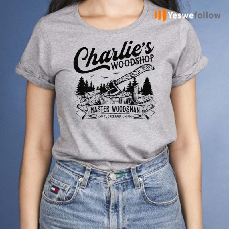 Charlie's-Woodshop-Master-Woodsman-Shirts