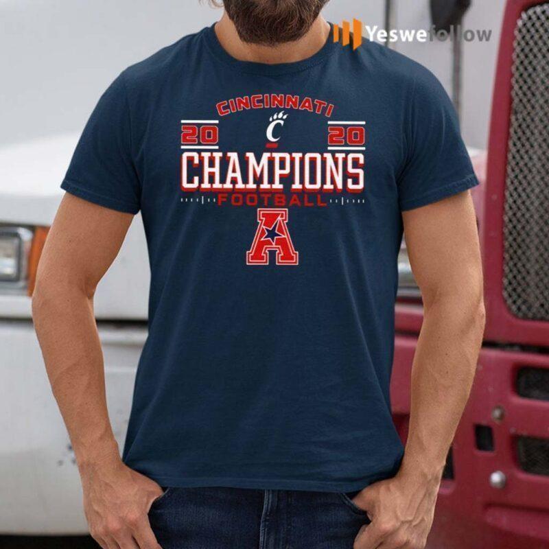 Cincinnati-Bearcats-2020-AAC-Football-Champions-Shirt