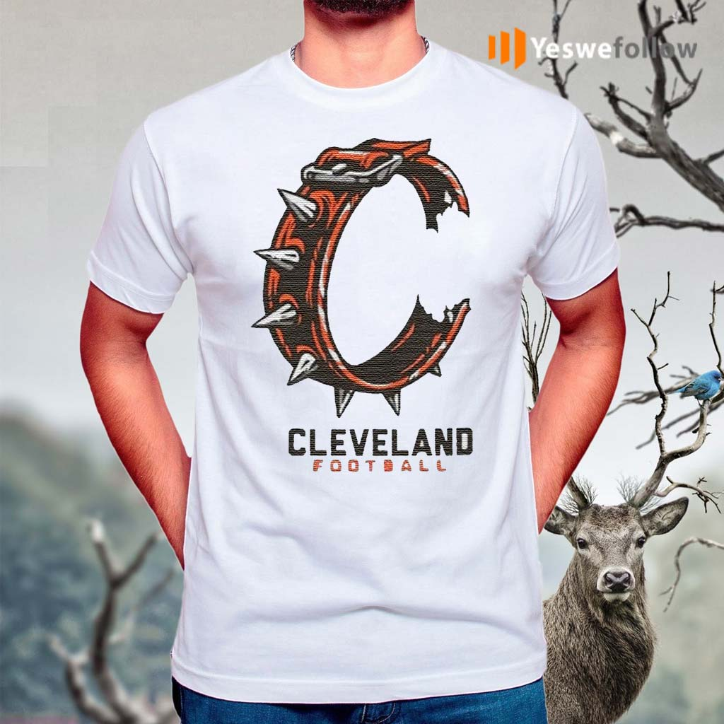Cleveland-Football-T-Shirt