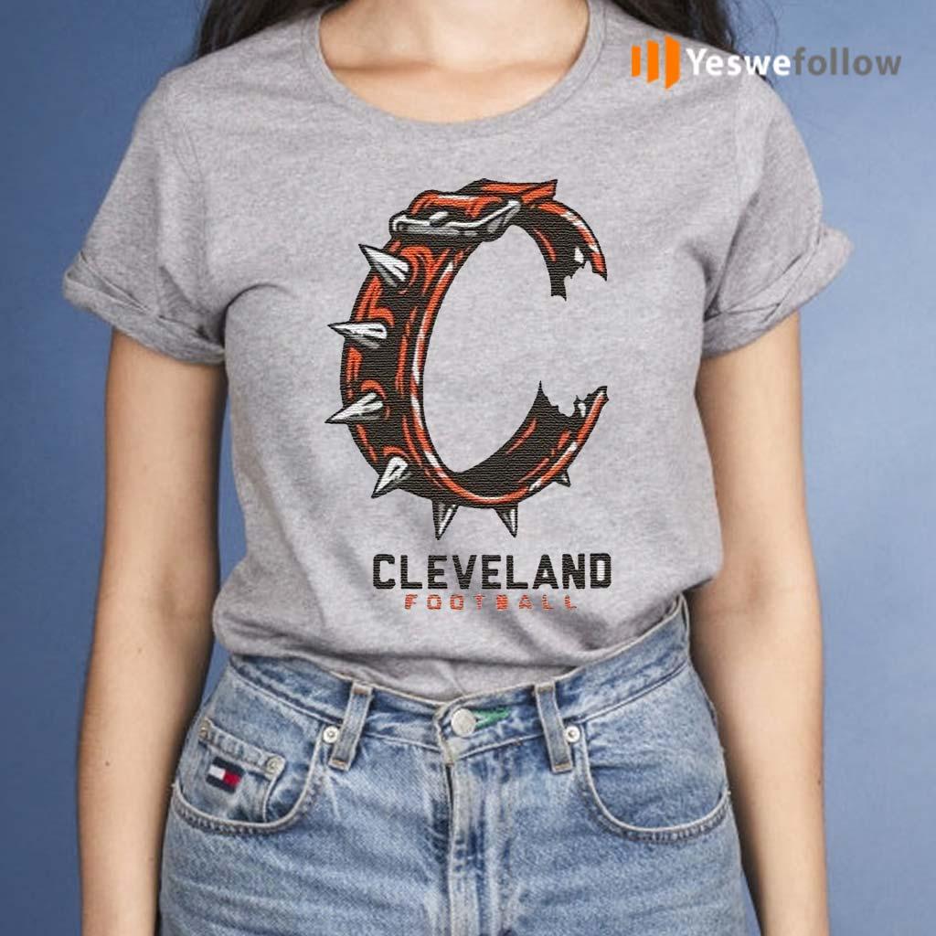 Cleveland-Football-T-Shirts