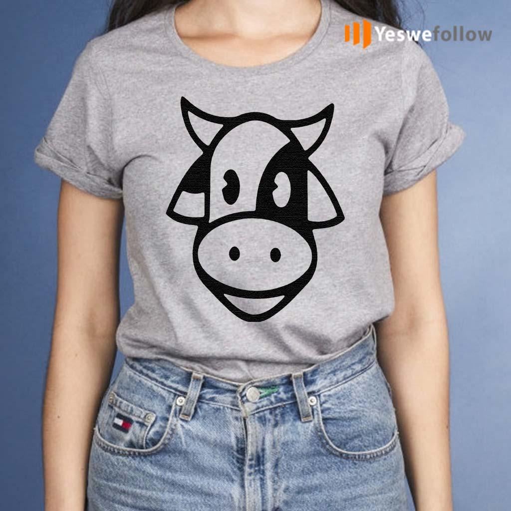 Cow-Zoe-Laverne-TShirts
