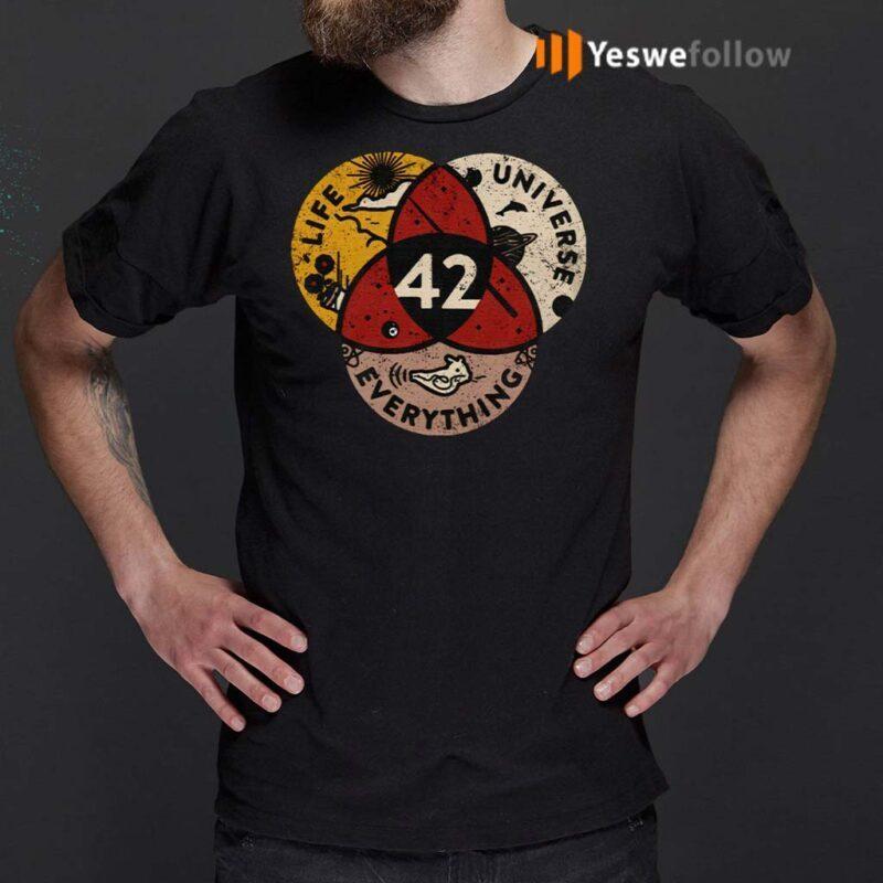 Everything-Life-Universe-42-T-Shirt