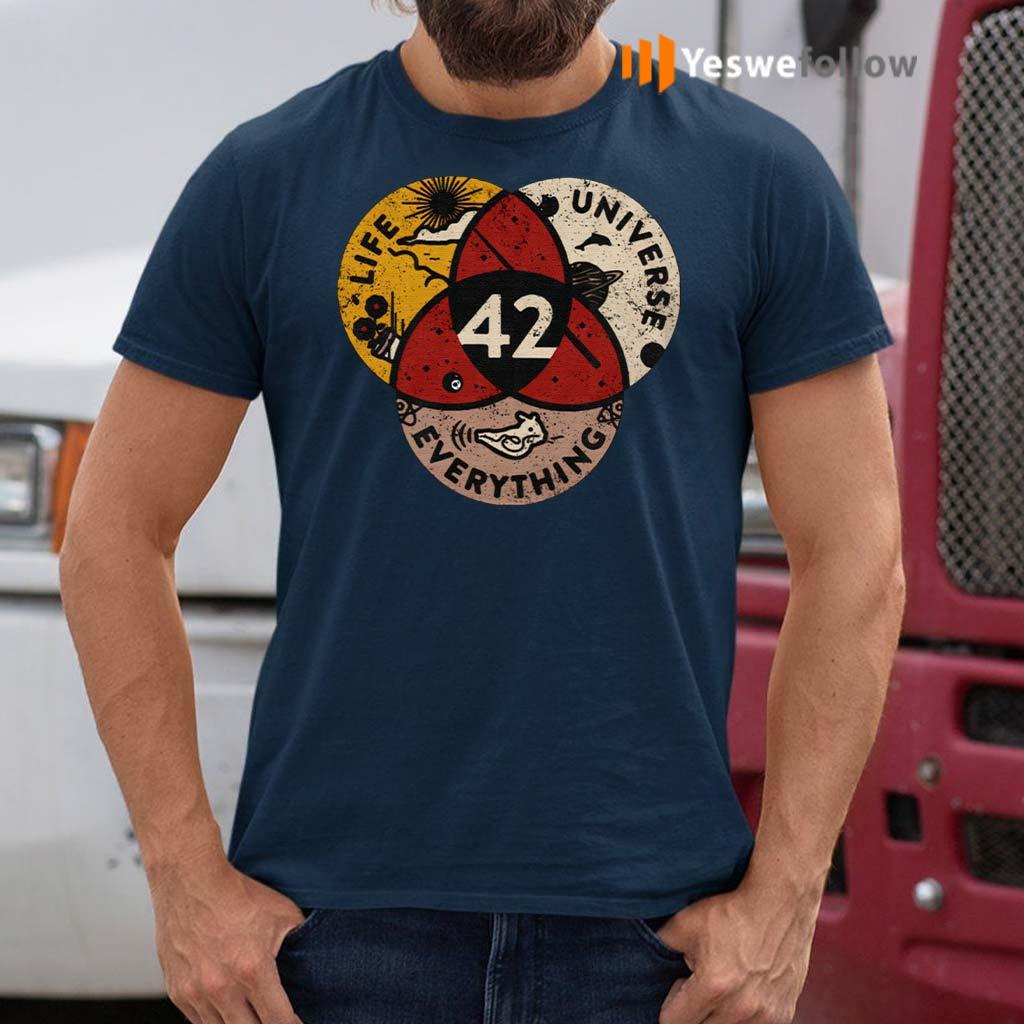 Everything-Life-Universe-42-T-Shirts