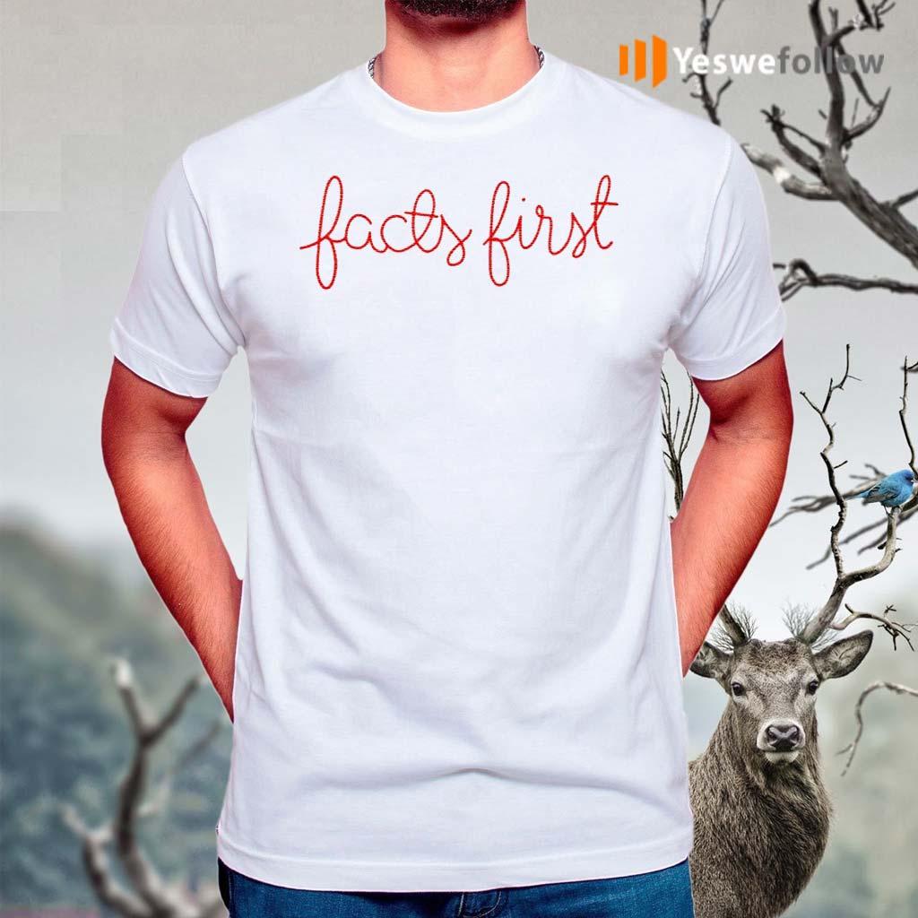 Facts-First-Shirt