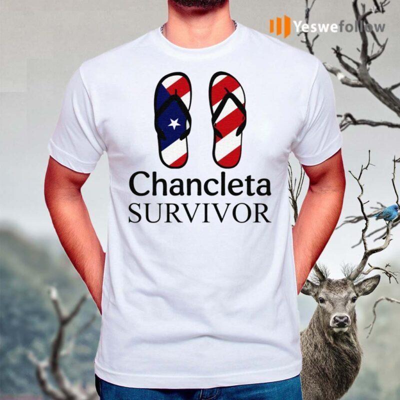 Flip-Flop-American-Chancleta-Survivor-TShirt