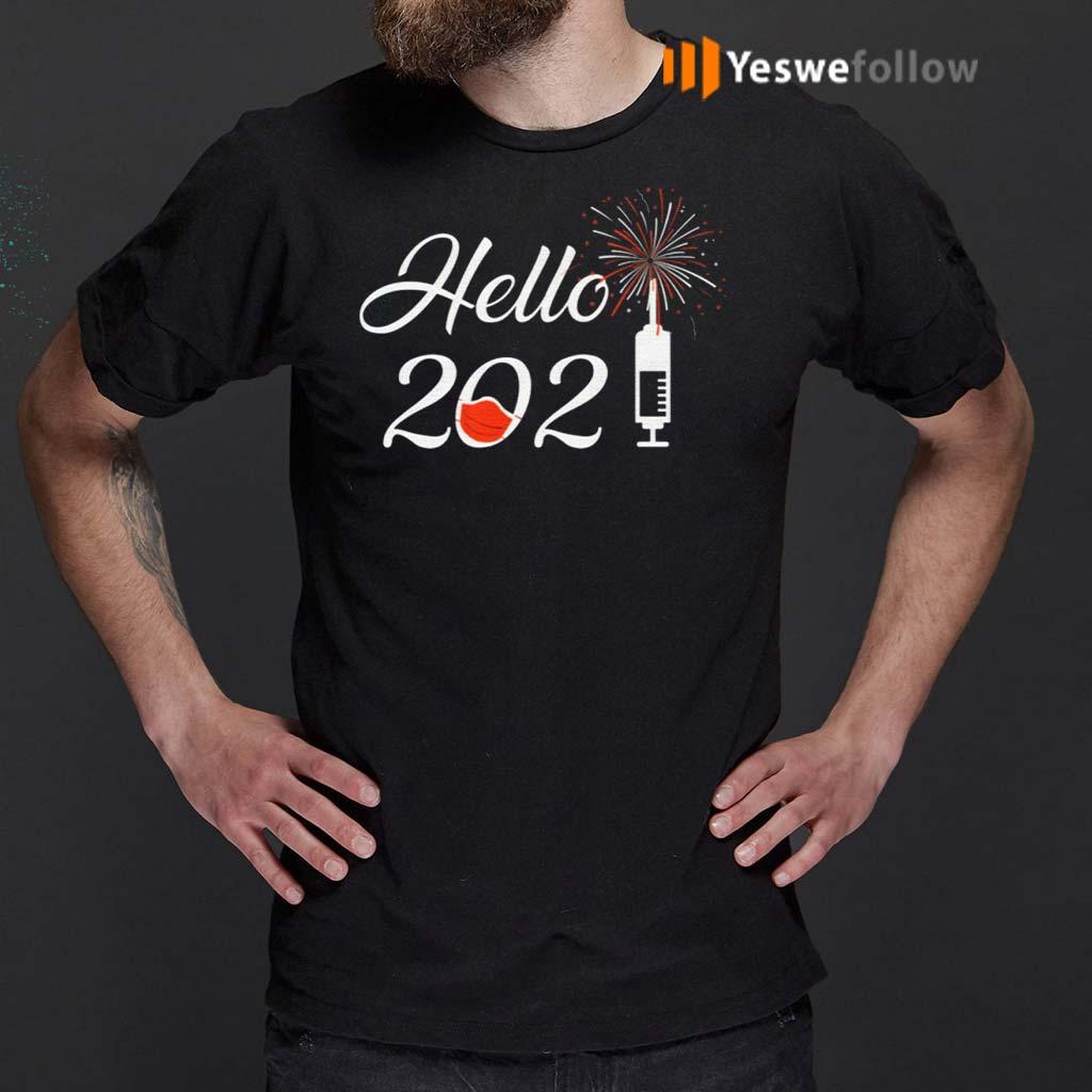 Hello-2021-T-Shirt