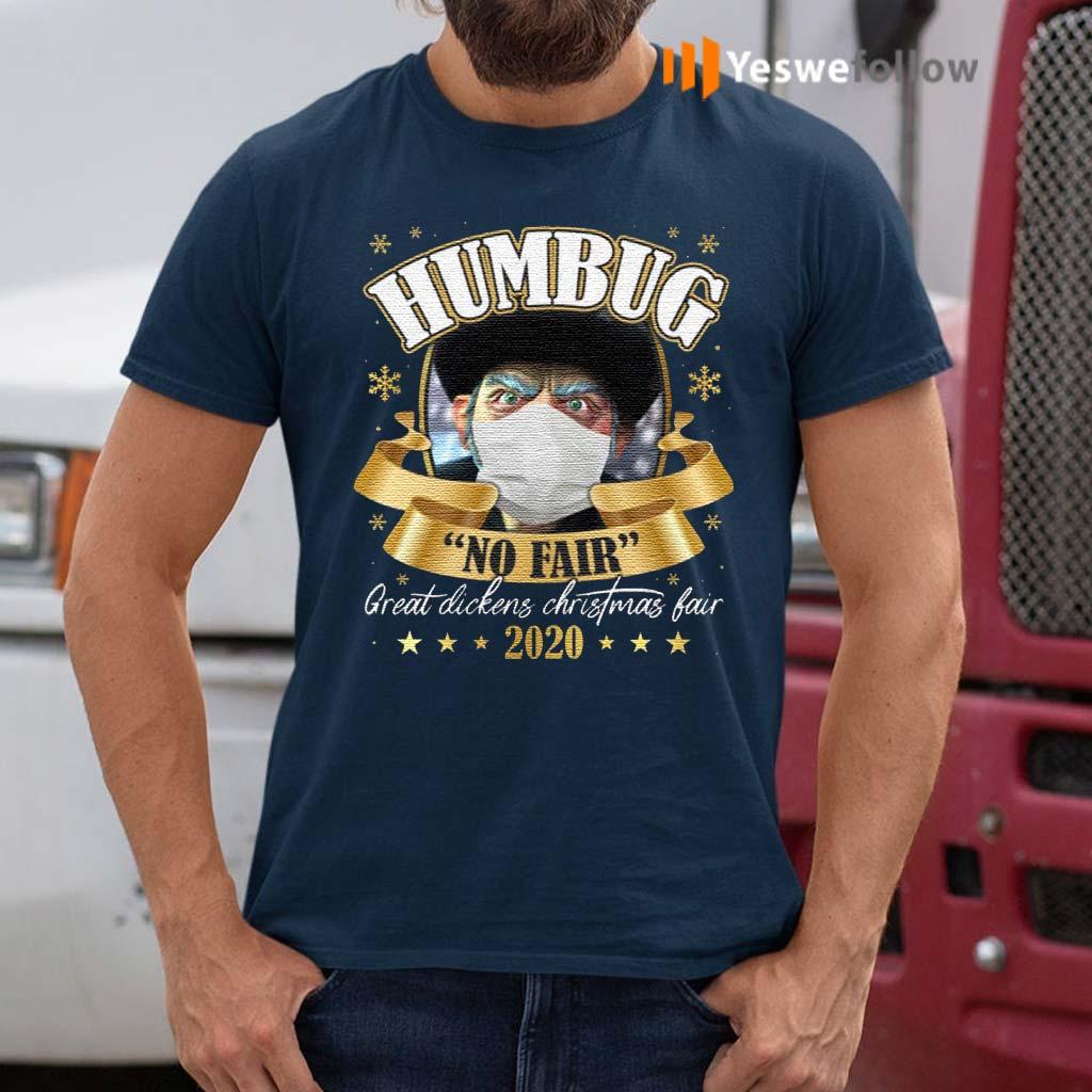 Humbug-No-Fair-2020-Christmas-Shirts