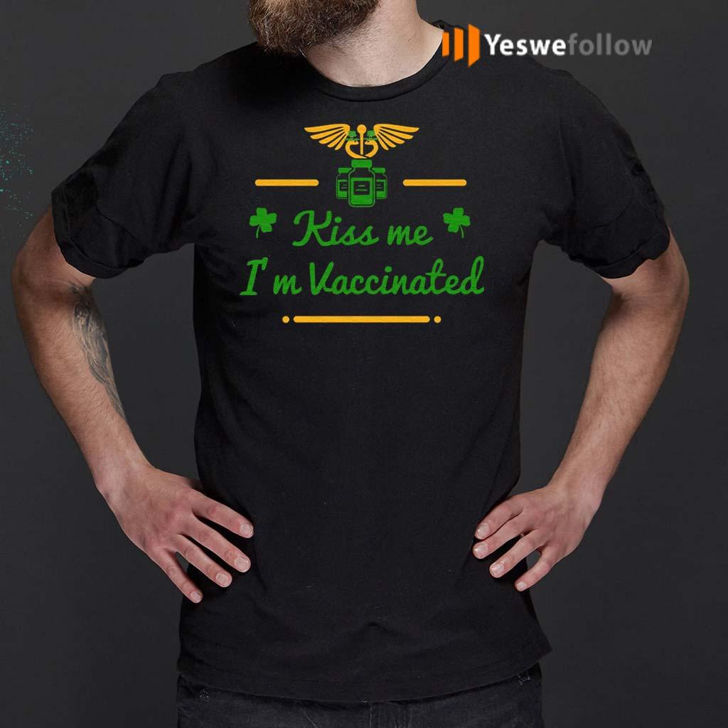 Kiss-Me-I'm-Vaccinated-T-Shirt