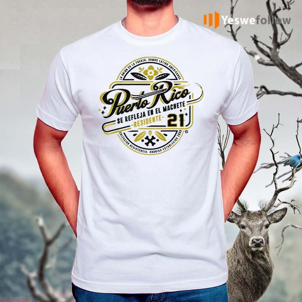 La-Union-Es-La-Fuerza-T-Shirt