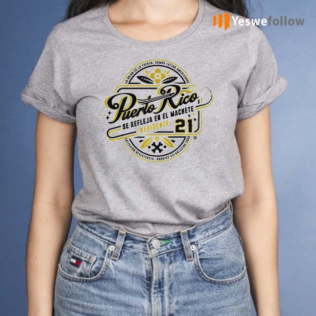 La-Union-Es-La-Fuerza-T-Shirts