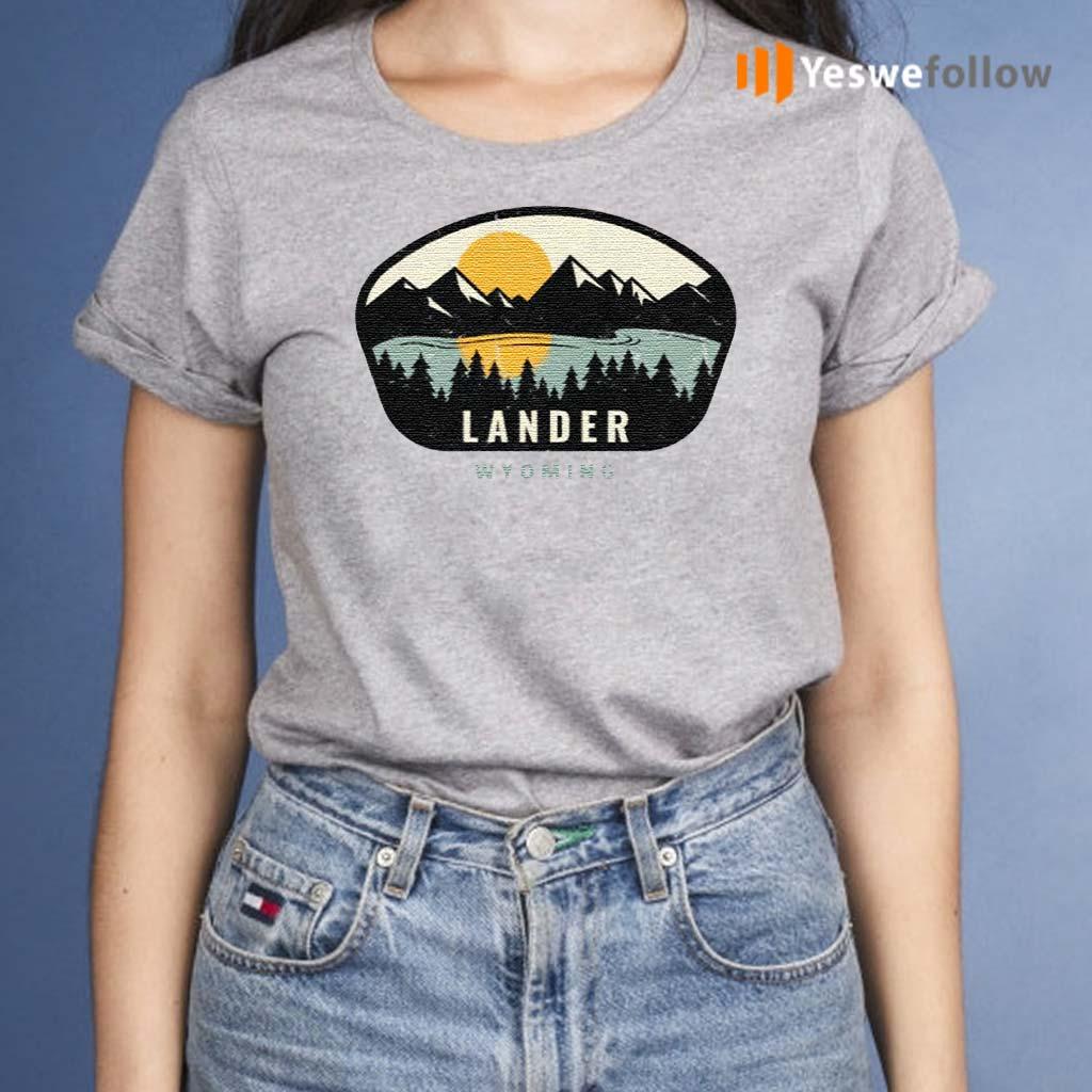 Lander-Wyoming-TShirt