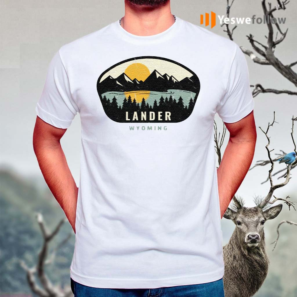 Lander-Wyoming-TShirts