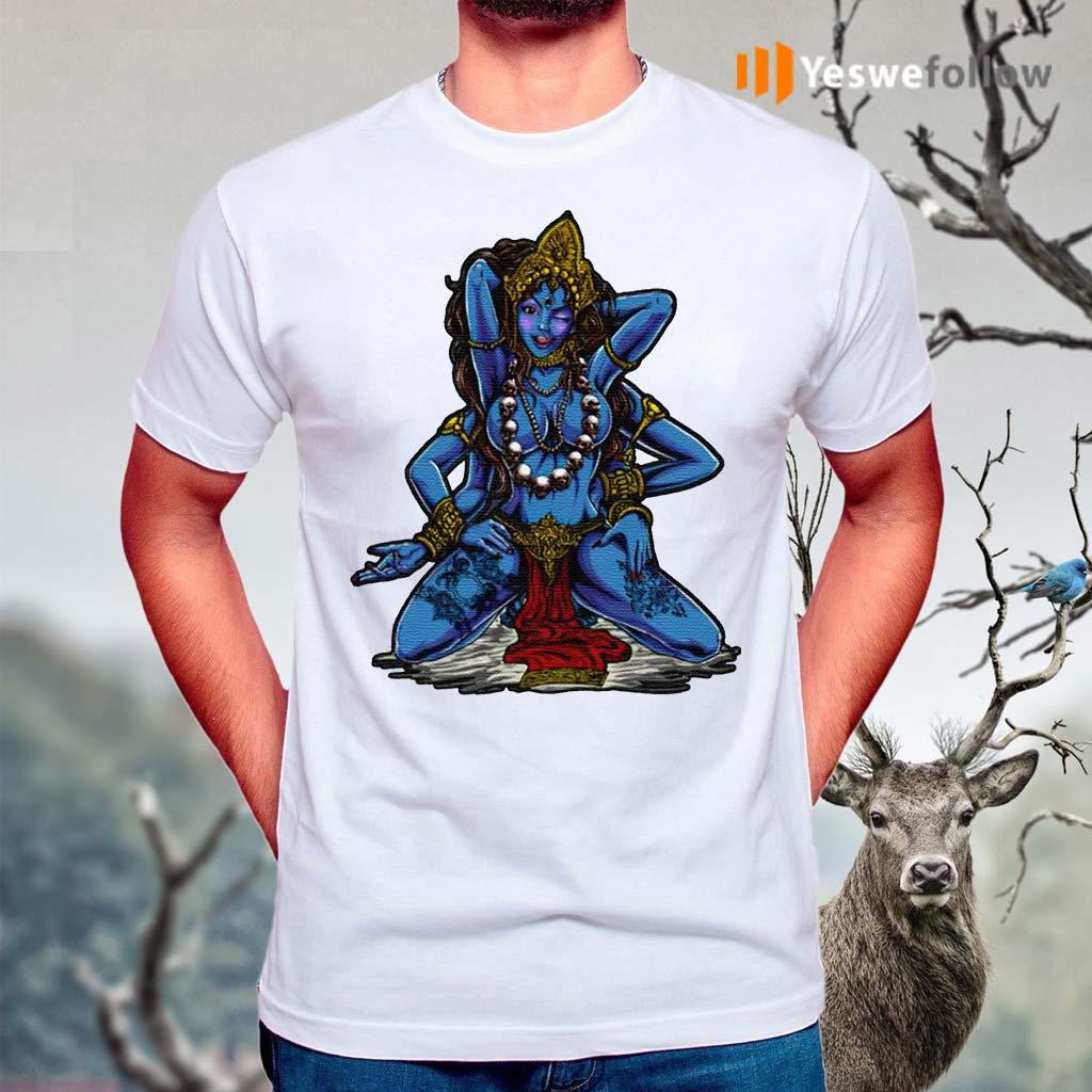 Lgbt-Hindu-Goddess-Kali-And-Sita-Hinduism-Shirts