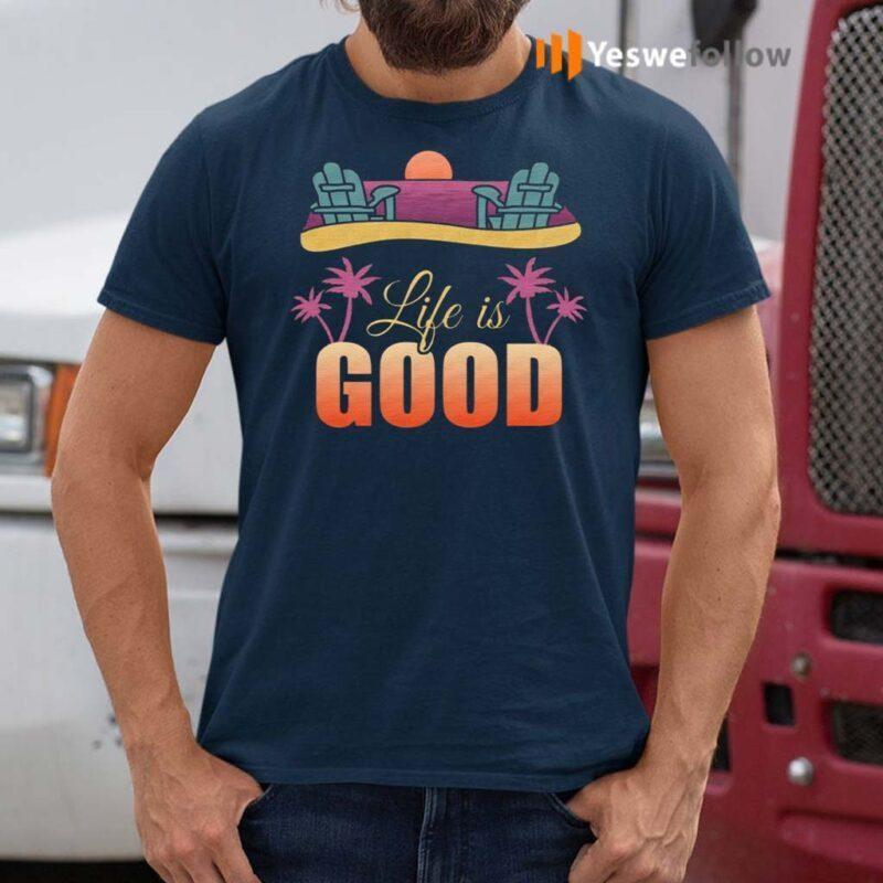 Life-is-Good-Beach-Life-T-Shirt