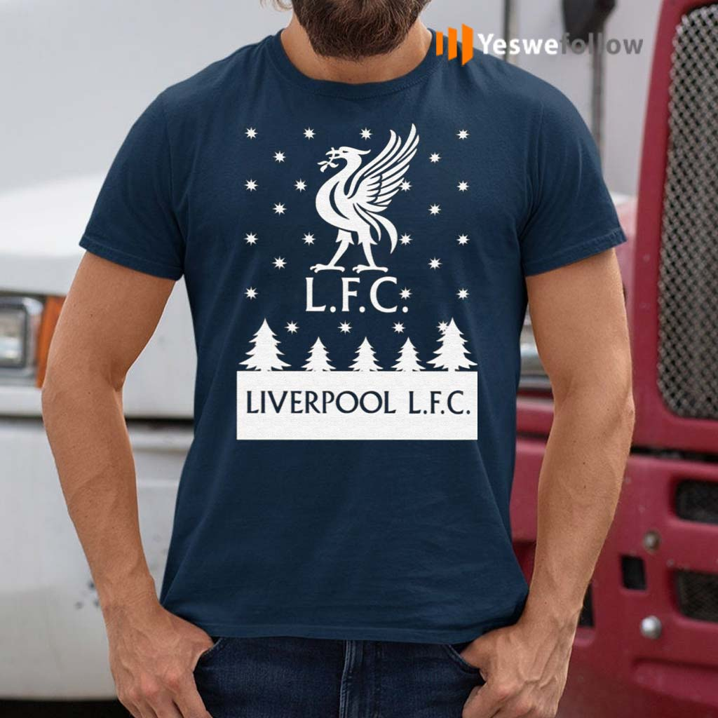 Liverpool-Christmas-T-Shirt