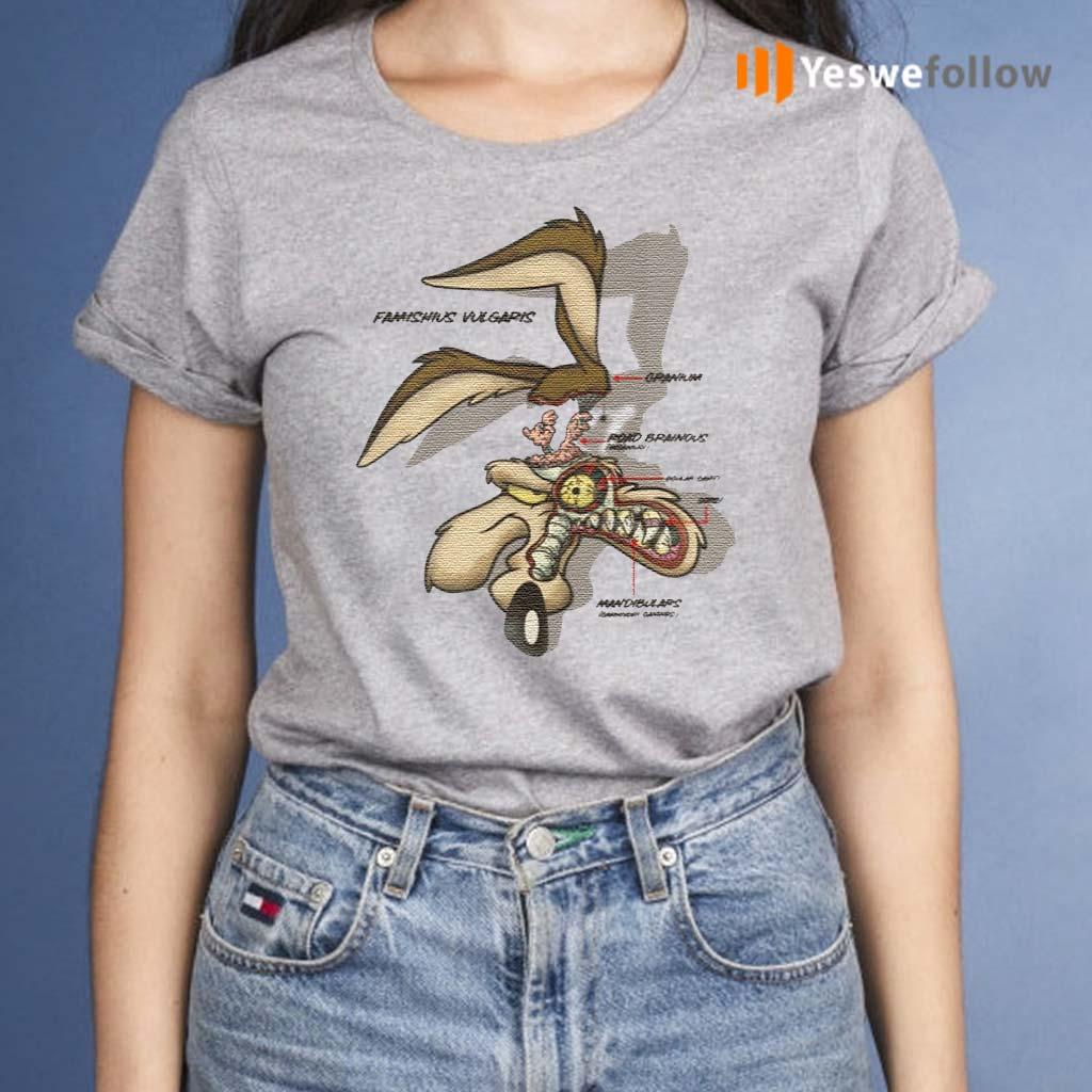 Looney-Tunes-Wile-E.-Coyote-X-Ray-TShirt
