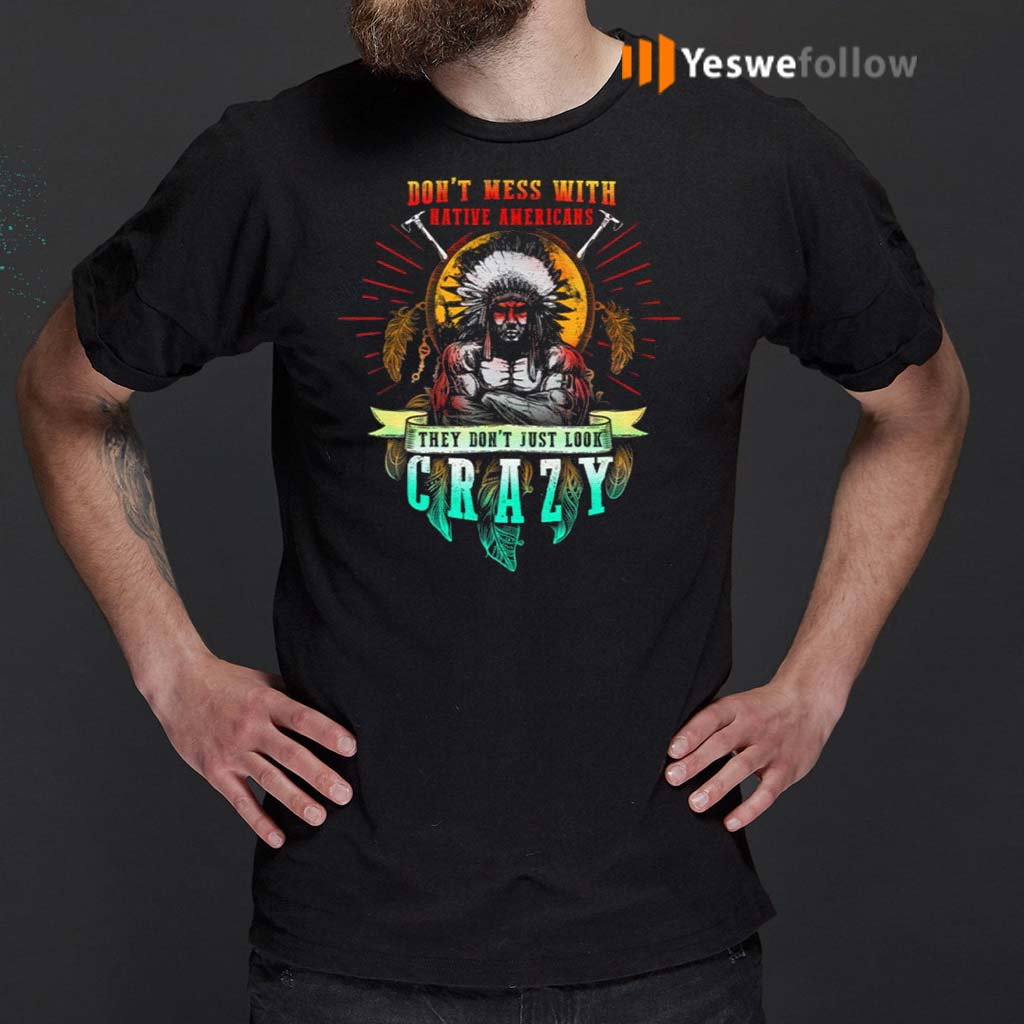 Native-American-Indian-T-Shirt