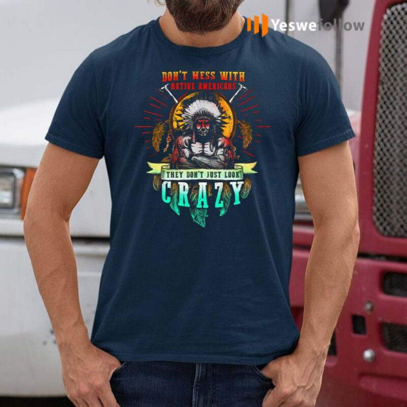 Native-American-Indian-T-Shirts