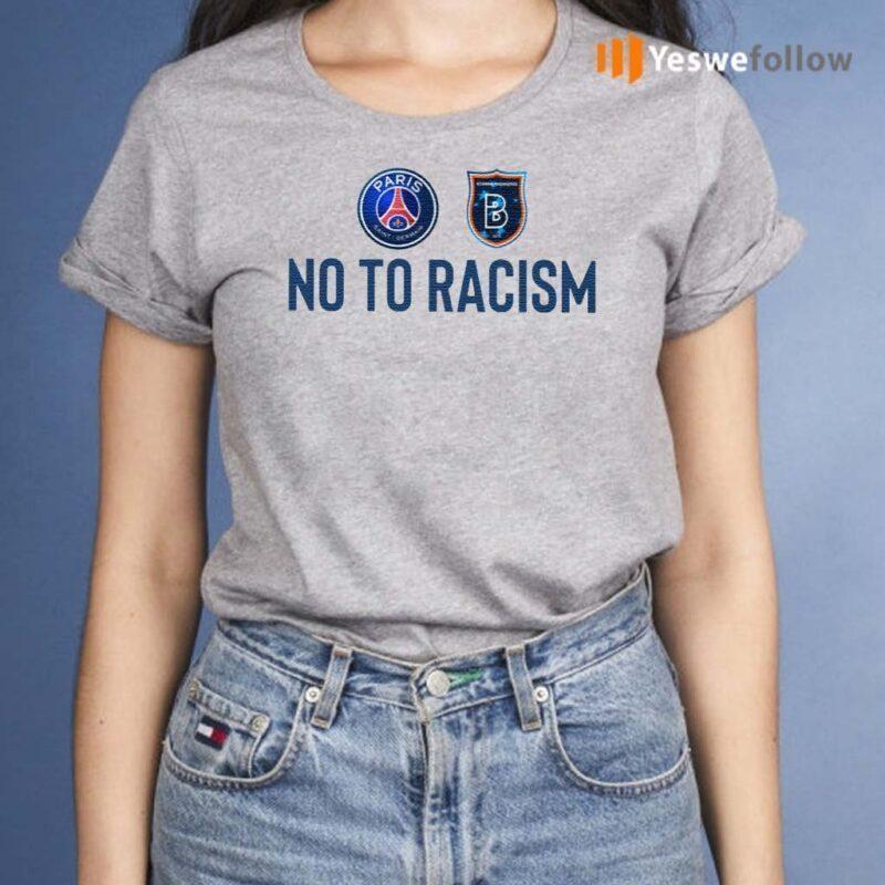 No-To-Racism-Psg-Shirt