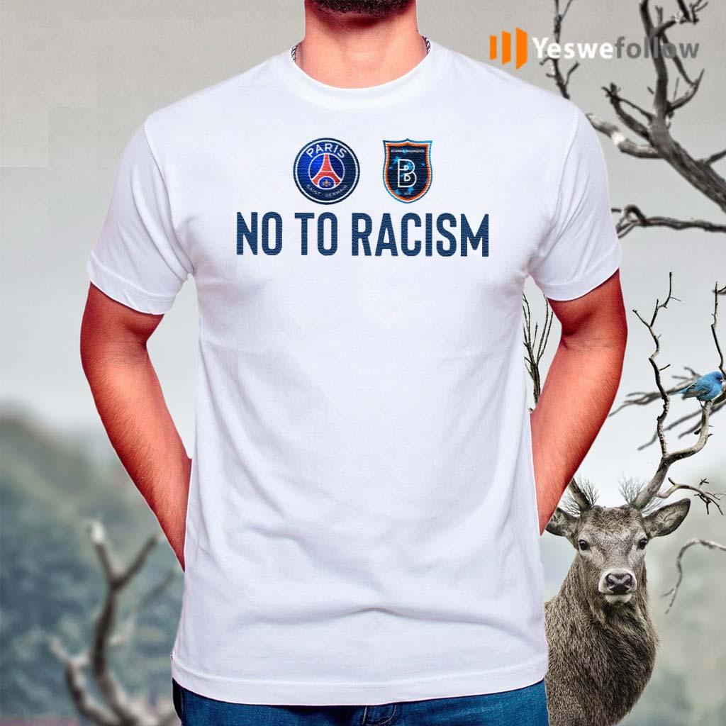 No-To-Racism-Psg-Shirts