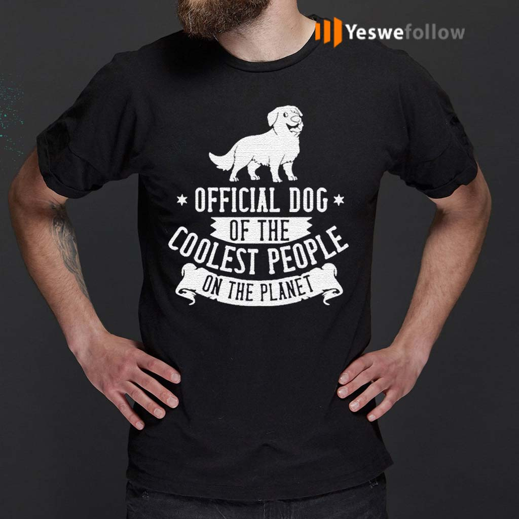 Official-Dog-Of-The-Coolest-People-On-The-Planet-TShirts