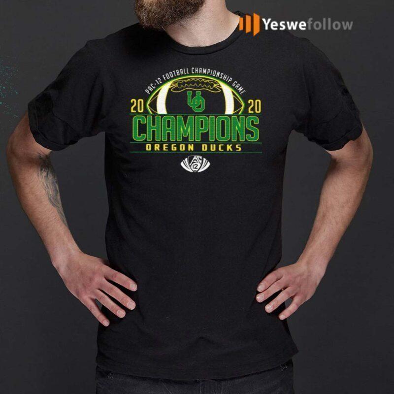 Oregon-Ducks-2020-PAC-12-Football-Champions-Shirt