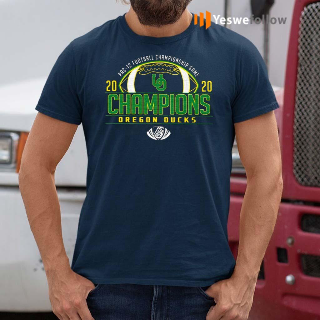 Oregon-Ducks-2020-PAC-12-Football-Champions-Shirts