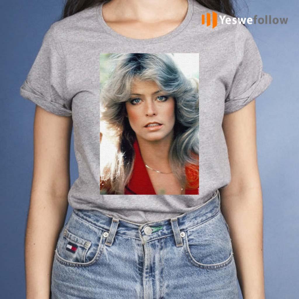 Orlando-Brown-Farrah-Fawcett-T-Shirt