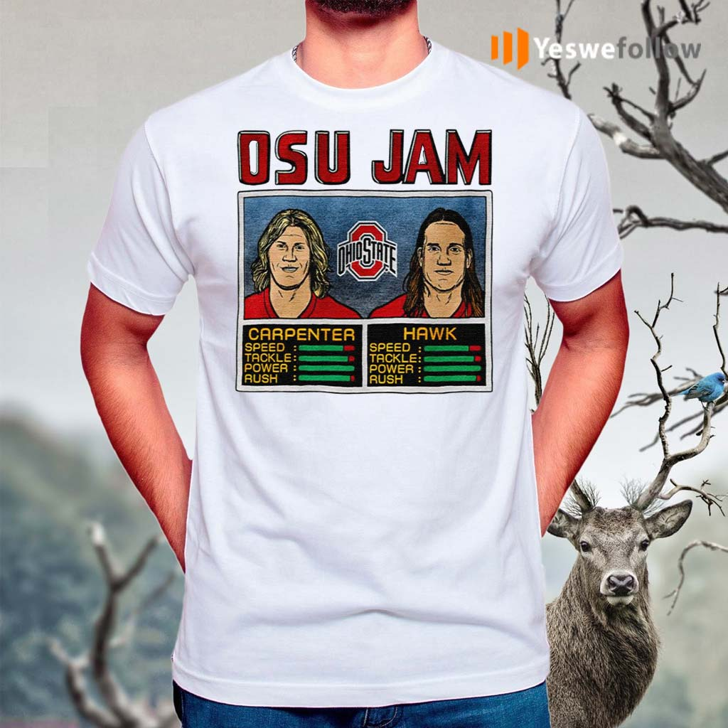 Osu-Jam-Ohio-State-Carpenter-Hawk-Shirt