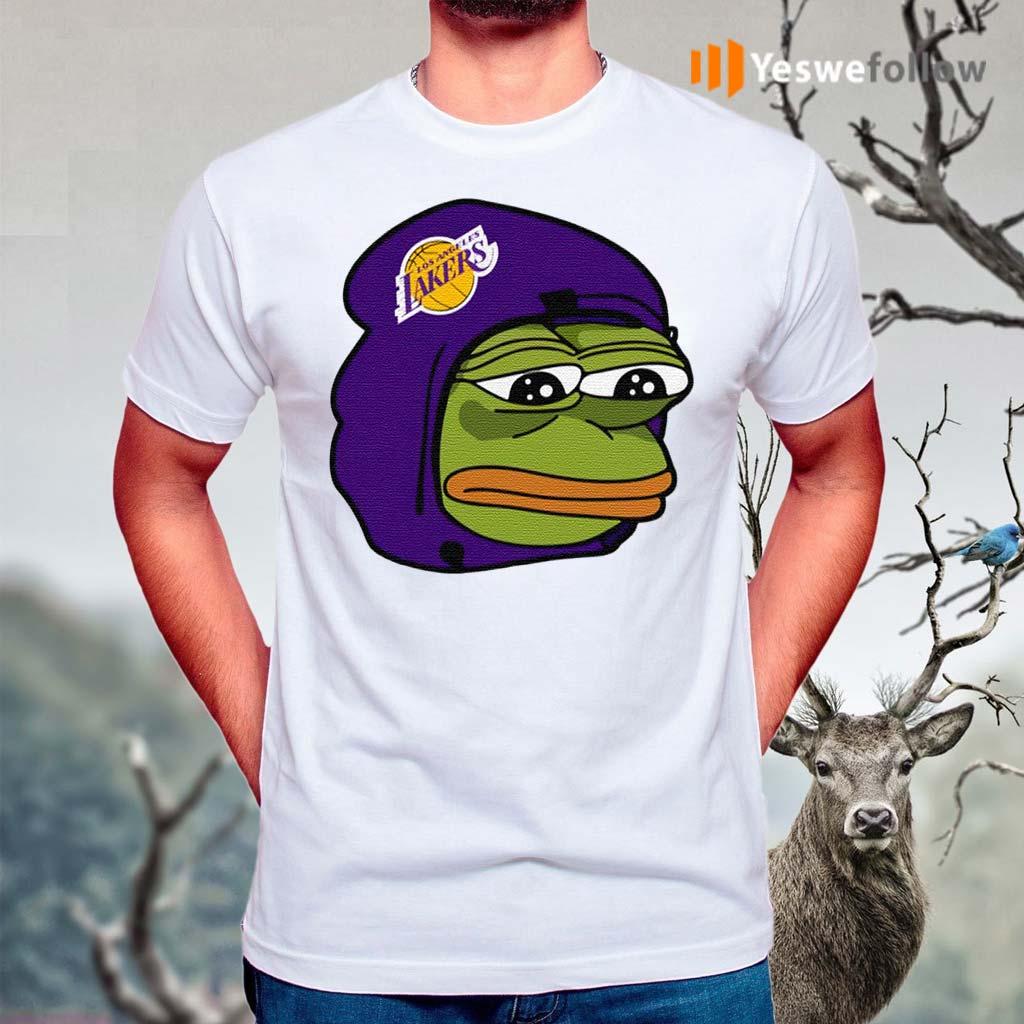 Pepe-The-Frog-Lakers-Shirt